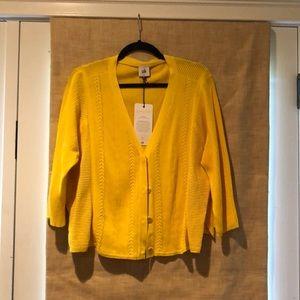 Cabi spring '20 sunshine sweater